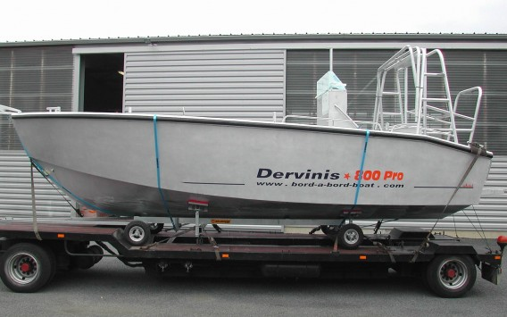 Dervinis 800 travaux