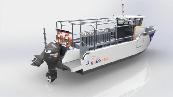 PIXSEA 10.50 PLONGEE