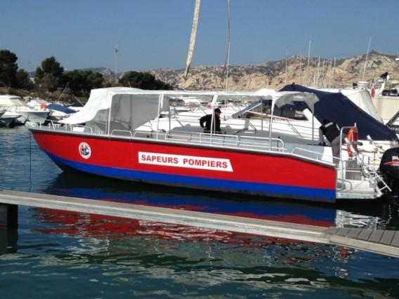 Dervinis 1200 Plongée Hors Bord