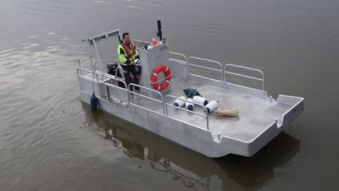 Haute mer 950 crew
