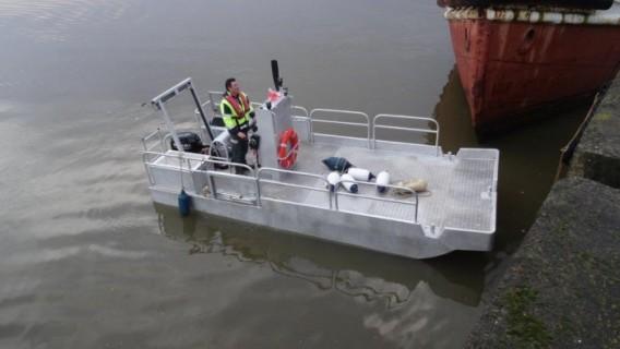 barge OV 600