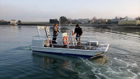 Barge 550 puits