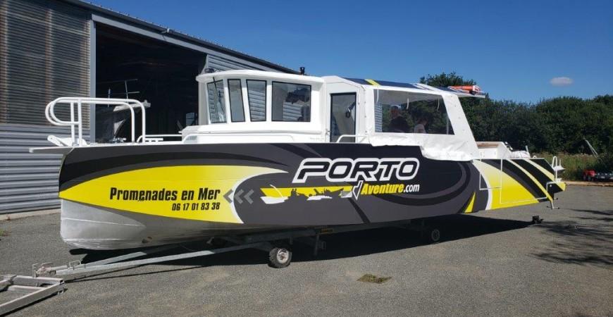 ARGO 10.50 - Bateau à passagers